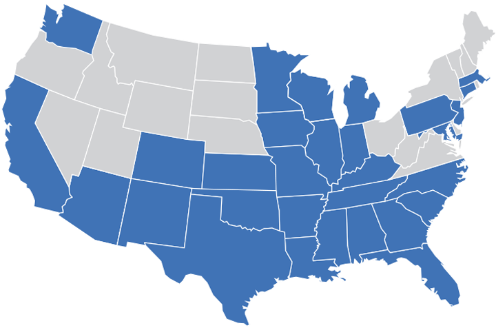 States For Getting Bad Credit Car Loans
